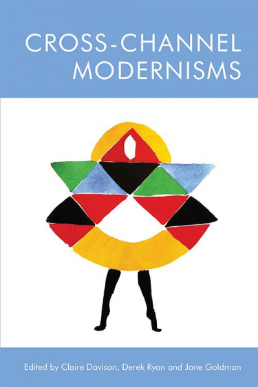 Cross-Channel Modernisms Book Cover
