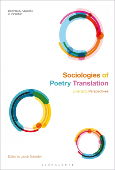 Book Cover of Sociologies of Poetry Translation: Emerging Perspectives