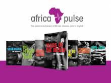 Africa Pulse Book Covers