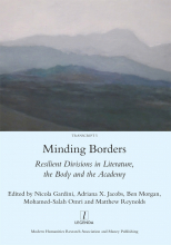 Minding Borders Book Cover