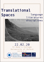 Translational Spaces Poster