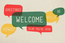 Welcome Phrases