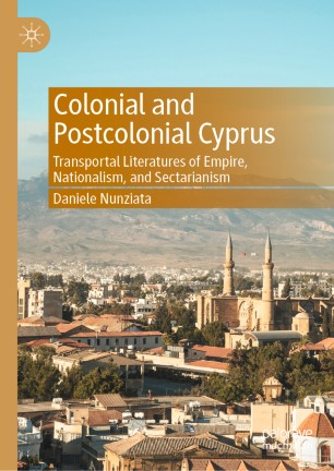 Colonial and Postcolonial Cyprus Book Cover