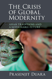 The Crisis of Global Modernity Book Cover