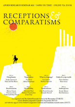 Receptions and Comparatisms Poster